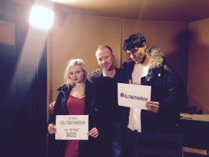 Clean Bandit & Simon Britton All Together Now 1