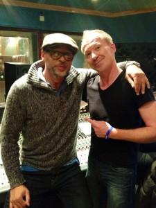 Garry Christian & Simon Britton 1