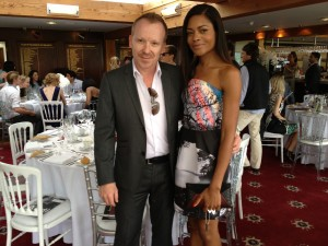 Simon Britton & Naomie Harris 1