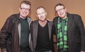 The Proclaimers & Simon Britton in the Studio